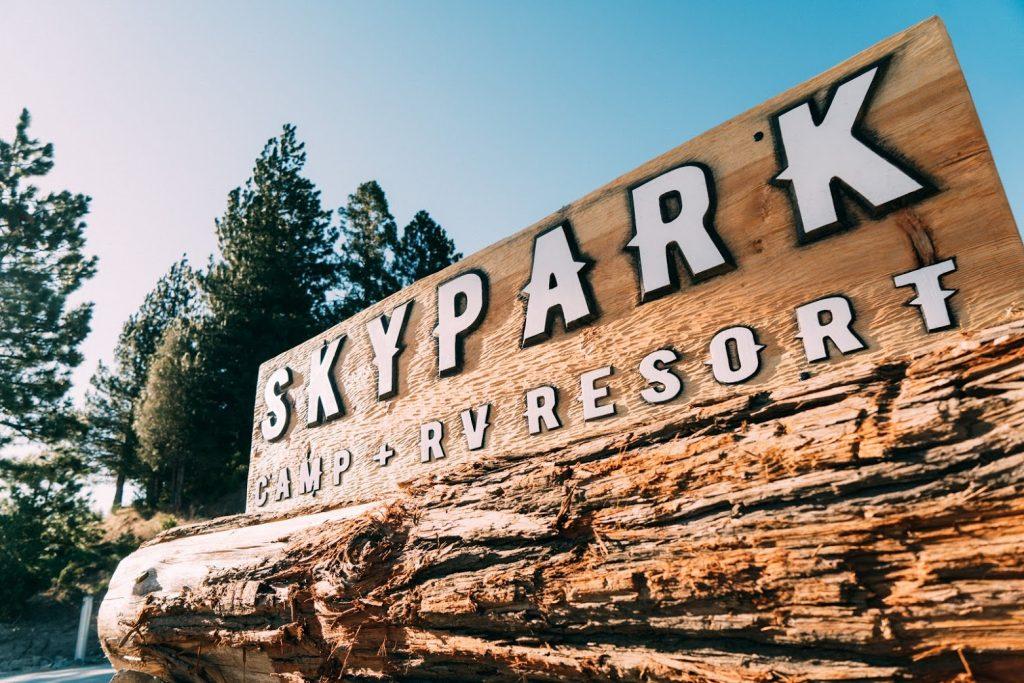 skypark RV resort
